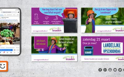 Social Media Opgeruimd Leusden
