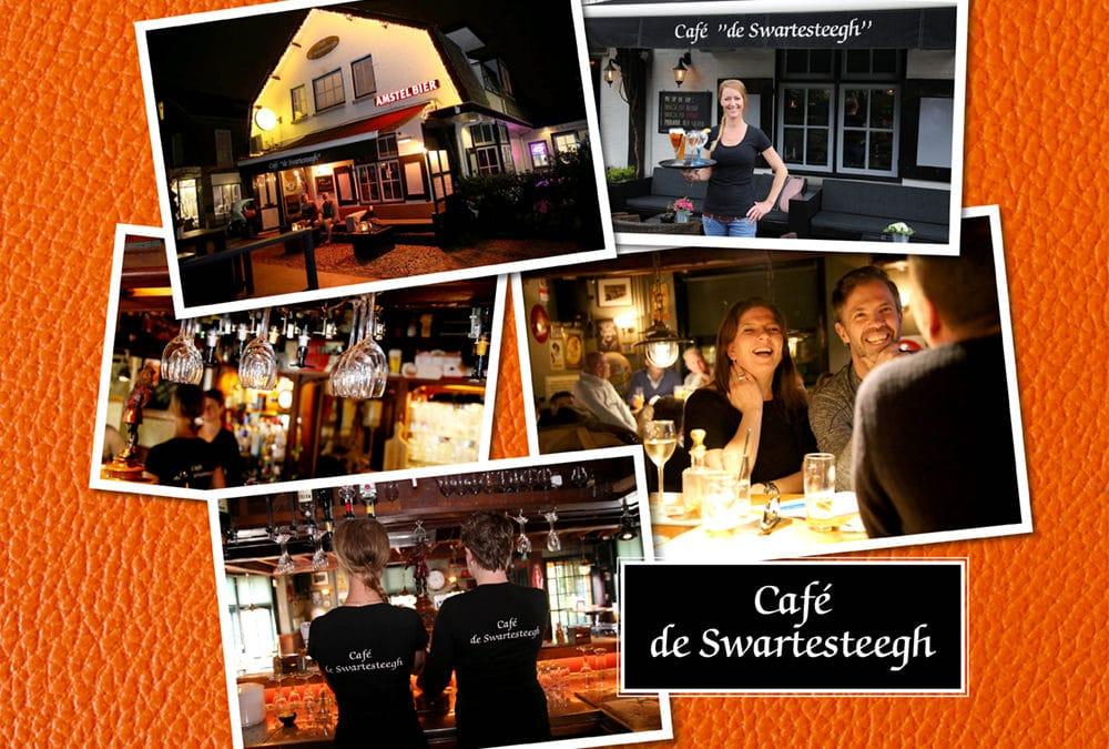 Fotografie Café de Swartesteegh