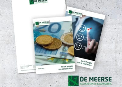 Ontwerp De Meerse Accountants & Adviseurs