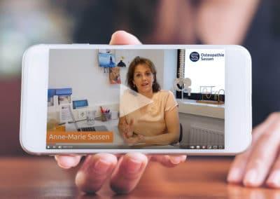 Promovideo Osteopathie Sassen