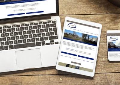 Website Bedrijvenkring Leusden