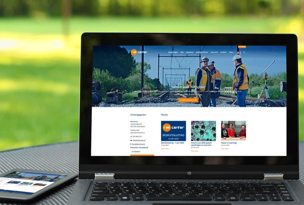 Website Railcenter