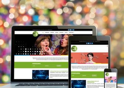 Website Theather De Tuin